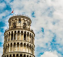 Leaning Tower by vinciber