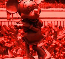 Minnie (Red) by MFleming