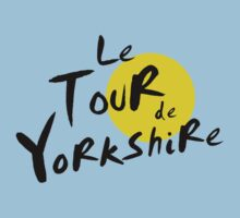 Le Tour de Yorkshire Kids Tee