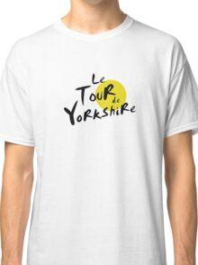 Le Tour de Yorkshire Classic T-Shirt
