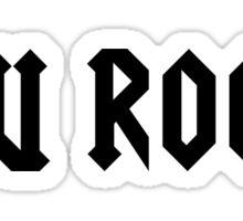 You Rock Sticker