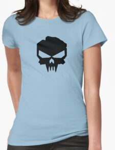 Dead and Burried Womens Fitted T-Shirt