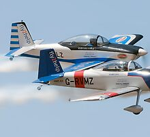 RV8tors Display Team by © Steve H Clark