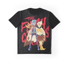 The Flesh Curtains Graphic T-Shirt