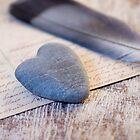 Stone heart III by artsandsoul