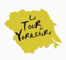 Le Tour de Yorkshire 2 T-Shirt