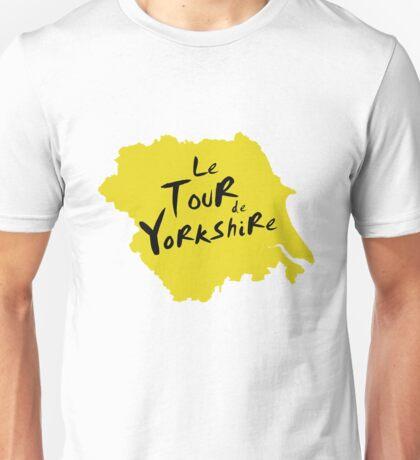 Le Tour de Yorkshire 2 Unisex T-Shirt