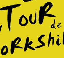 Le Tour de Yorkshire 2 Sticker