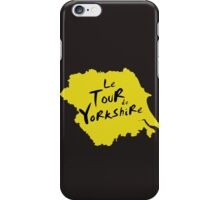 Le Tour de Yorkshire 2 iPhone Case/Skin