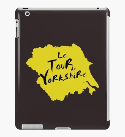 Le Tour de Yorkshire 2 iPad Case/Skin