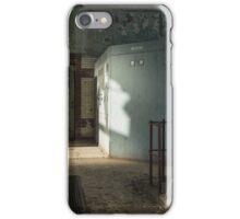 Power down iPhone Case/Skin