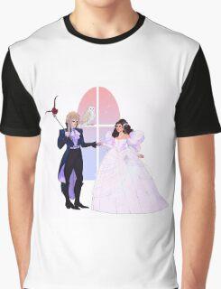 labyrinth Graphic T-Shirt