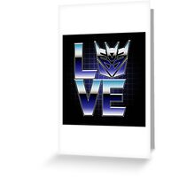 LOVECONS Greeting Card