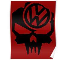 VW till death Poster