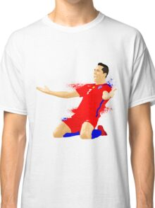 ALEXIS SANCHEZ CHILE, VECTOR Classic T-Shirt