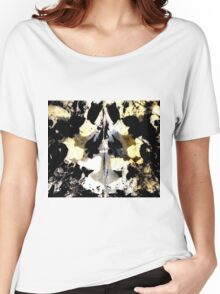 Layered Inkblot Women's Relaxed Fit T-Shirt