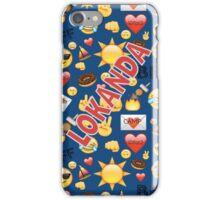 LOKANDA PHONE CASE iPhone Case/Skin