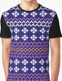 Beautiful Aztec Inspired Luxury Folk Design Collection 2016 Graphic T-Shirt