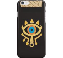 Sheikah Slate Inspired Design iPhone Case/Skin