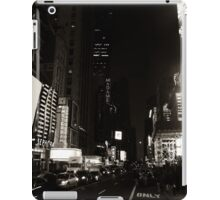 Bus Only iPad Case/Skin