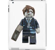 Zombie Businessman iPad Case/Skin