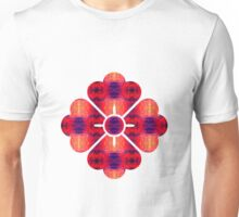 Ornate Polygon Mosaic 23 Unisex T-Shirt