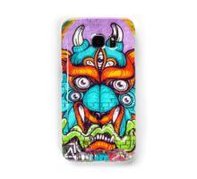 Graffiti Wall Art Tengu. Samsung Galaxy Case/Skin