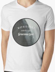 Christian Quote Mens V-Neck T-Shirt