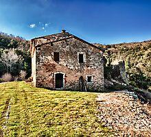 farmhouse by vinciber