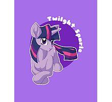 Twilight Sparkle Photographic Print