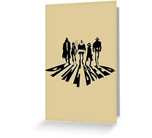 The Dying Breed Greeting Card