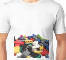 LEGO Bricks Pile Unisex T-Shirt
