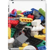LEGO Bricks Pile iPad Case/Skin