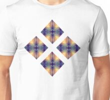 Ornate Polygon Mosaic 22 Unisex T-Shirt