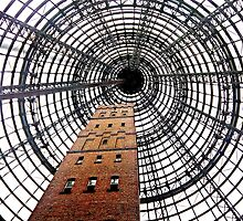 Melbourne Central Shot Tower 2 by Tleighsworld