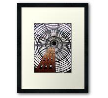 Melbourne Central Shot Tower 2 Framed Print