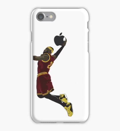 LeBron James King Case iPhone Case/Skin