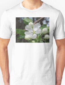 Apple Blossom Beauty Unisex T-Shirt
