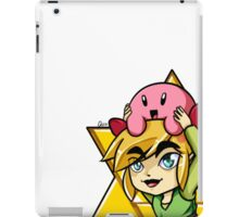 Super Smash Bros. - Toon Link and Kirby iPad Case/Skin