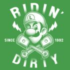 Ridin' Dirty by Brandon Wilhelm