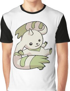 Terriermon - Digimon Tamers Graphic T-Shirt