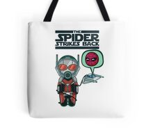 ANT VS SPIDER Tote Bag
