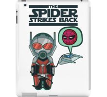 ANT VS SPIDER iPad Case/Skin