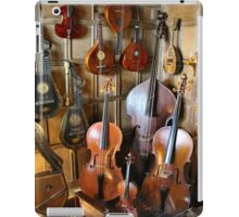 String Section iPad Case/Skin