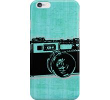 old fashion camera iPhone Case/Skin