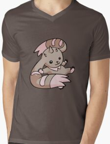 Lopmon - Digimon Tamers Mens V-Neck T-Shirt