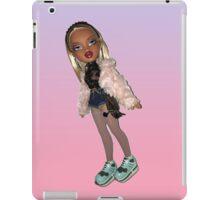 BRATZ DOLL CLOE PUNK GIRL CYBER GIRL  iPad Case/Skin