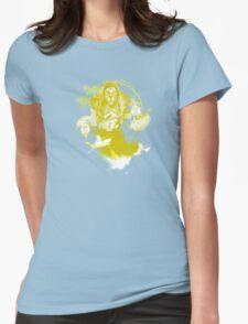 Ajani Goldmane Womens Fitted T-Shirt