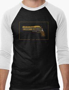 Yours...Not Mine. Men's Baseball ¾ T-Shirt