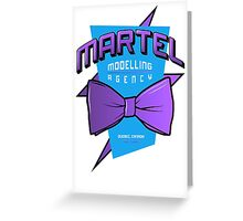 martel Greeting Card